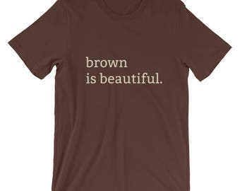 brown is beautiful etsy