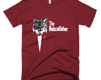 Bobcatfather Short-Sleeve T-Shirt