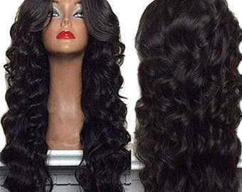 Brazilian Loose Wave Lace Front Wig