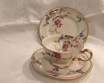 Castleton Sunnyvale China 3-piece Tea Set
