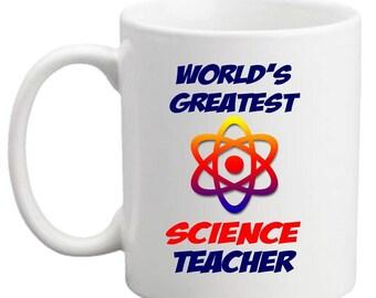 World's Greatest Teacher - Subject Area