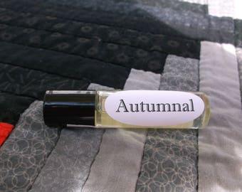 Seasonal Essential Oil Roller Bottle Blends