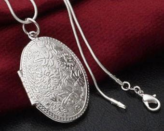 Silver Locket