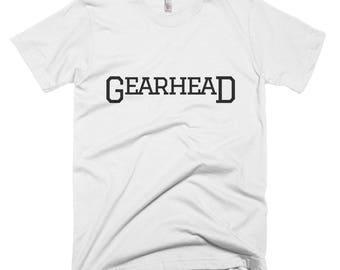 Gearhead Men's Short-Sleeve T-Shirt