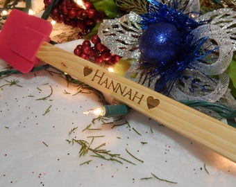 Chef gift etsy personalized spatula spatulas spoon christmas gift chef gift cooking gift negle Gallery