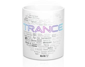 Love Trance - Mugs