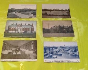 POSTCARD COLLECTION RVI  Newcastle upon Tyne 1906 onwards