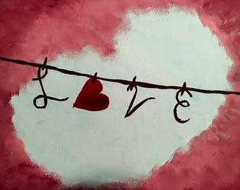 Hanging Love