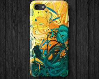 iPhone Case, Abstract case, Samsung Galaxy Case, iPhone 8 Case, iPhone 6 case, iPhone 7 Case, Samsung Case, Abstract phone case R58