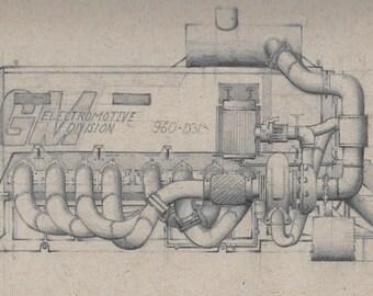 General Motors 960-D31