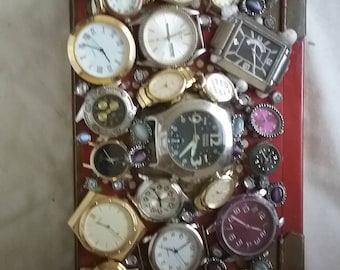 Watch Book Box