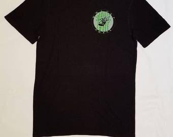 DulTay Skate Panda Hemp T-Shirt