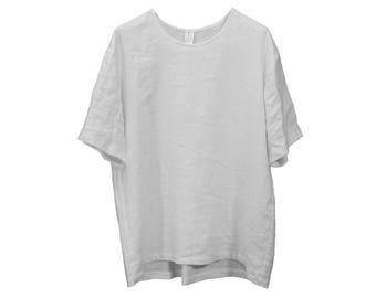 Origimi Linen T Shirt