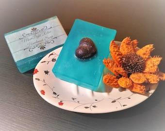 MoonLight Relax Handmade Soap - Mentha Flavor