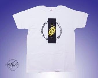 T-shirt Versace Style( L SIZE)