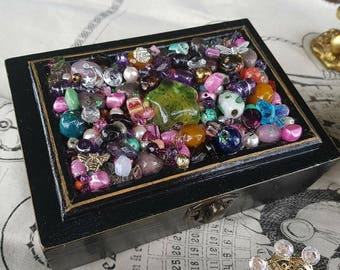 Star Tarot and Jewellery Box