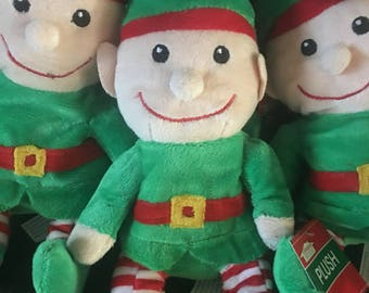 Personalized Elf Doll