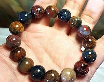 12mm Pietersite bracelet [Natural Crystal]