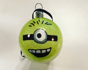 Minions Christmas Baubles
