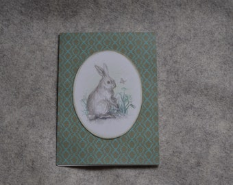 Handmade card, Easter card