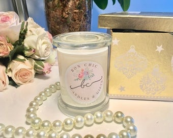 Luxury French Pear Candle. Free Gift Wrapping.