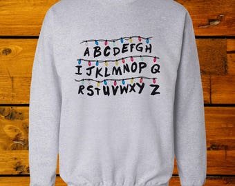 Stranger Things Sweaters unisex adult