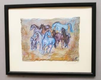 """2."""" Wild horses"""""""