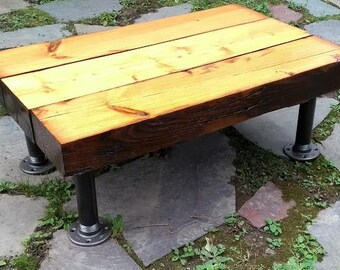 Barn Beam Coffee Table