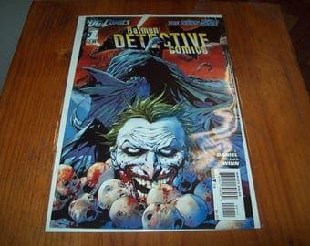 DC Comics Detective Comics The New 52 #1 Batman Joker