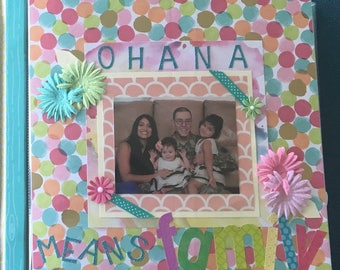 Personalized Scrapbooks