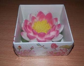 Soap Handmade Lotus Flower