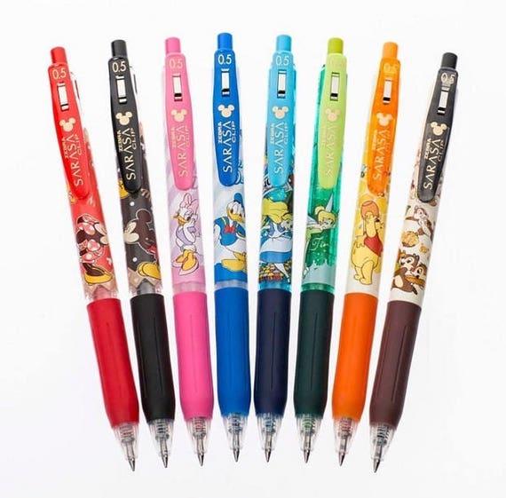 Amazon.com : Assorted Disney Princess Pens 3 Piece - Disney ...