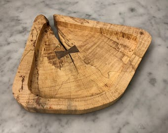 Spalted Oak Catchall Tray