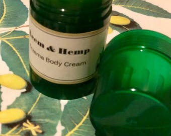 Neem & Hemp Eczema Cream