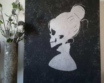 Gothic cameo