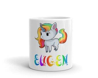 Eugen Unicorn Mug