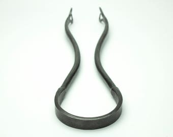 Stag Beetle,Coal Tongs, Forged