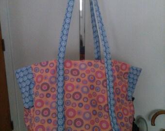 Reversible Everything Bag/Tote