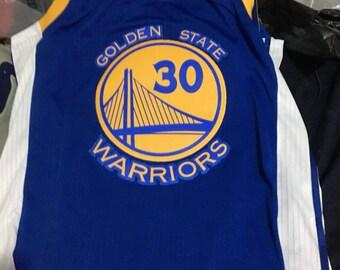 Stephen Curry Warriors Jersey