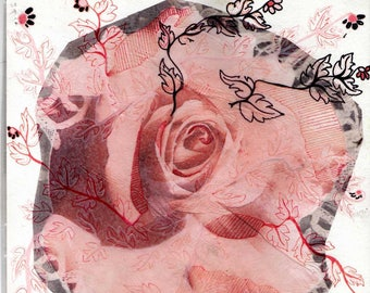 Roses Lotus 1-Collage from 2004
