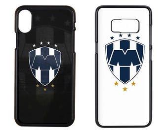 Funda de Rayados del Monterrey Phone Case, Futbol Iphone case, Funda Iphone7, Rayados Monterrey, iPhone 8 Plus Case, Samsung Galaxy S8 Case