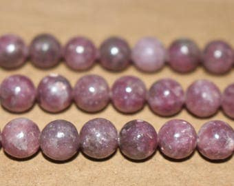 15 Inches Full strand,Natural Pink Tourmaline round beads  6mm 8mm 10mm 12mm beads,loose beads,semi-precious stone