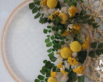 Yellow drum: Drum vegetable