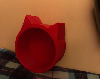 Cat Shaped Bowl