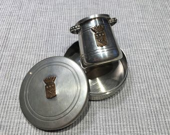 Mini Tin - Etretat - 1960s Souvenir