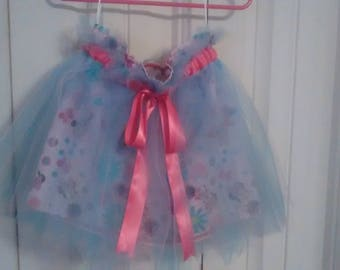 Minnie Mouse skirt with tulle