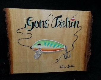 Gone Fishing ~ Crankbait