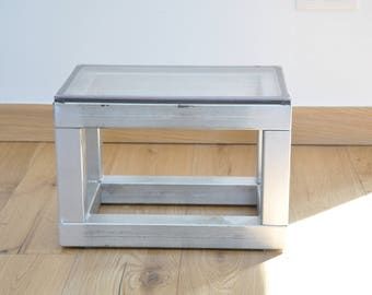 Vain, industrial chic coffee table