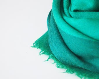 light cashmere and silk stole