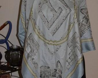Laura Biagiotti silk scarf